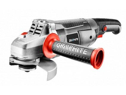 Uhlová brúska 1200W, 125x22.2 mm   GRAPHITE 59G120