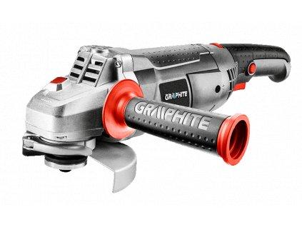 Uhlová brúska 1200W, 125x22.2 mm   GRAPHITE 59G220