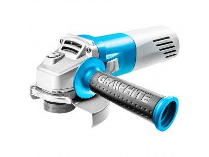 Uhlová brúska 850W, kotúč 125 mm | GRAPHITE 59GP002-0