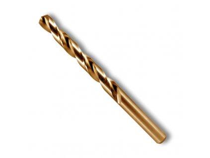 Kobaltový vrták do kovu 3,0x61 mm, HSS, DIN 338, 1 ks - WK03061