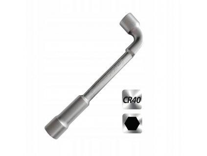 Fajkový kľúč  19mm - 16F019