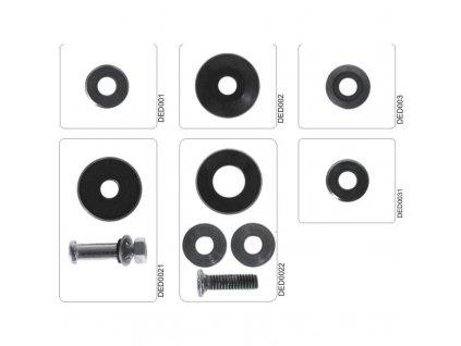 Karbidové rezacie koliesko priemer  16/3 mm - DED003