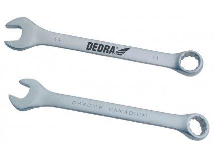 Očko-vidlicový  kľúč CrV 23 mm