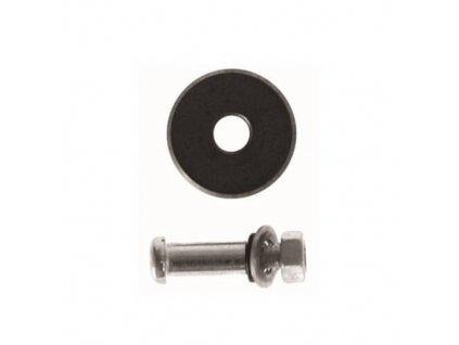 Karbidové rezacie koliesko priemer  22mm/2mm so skrutkou 6mm