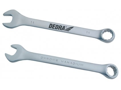 Očko-vidlicový  kľúč CrV 16 mm