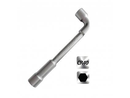 Fajkový kľúč  8mm - 16F008