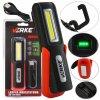 LED baterka s vstávanie Li-Ion batériou a nabíjačkou USB, VERKE V87500