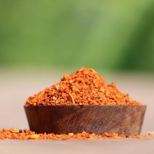 Směs koření a uzené papriky z Kambodži