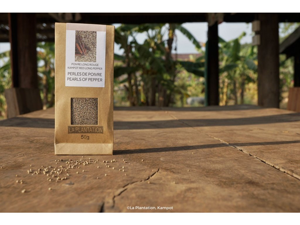 Kampot Pearls of Pepper 50g