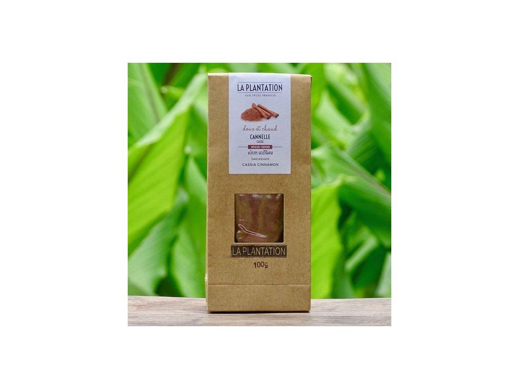 Skořice mletá (Cassia Cinamon) 100g