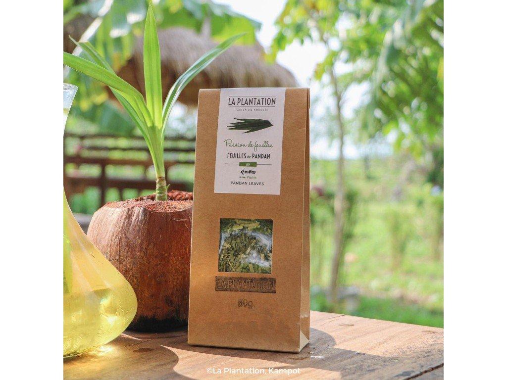 Herbal Tea Pandan 50g