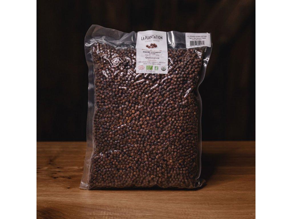 Kampotský pepř červený 1kg