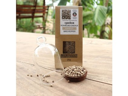 real kampot bird pepper 25g