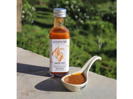 sauce mangue spicy