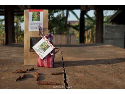 Kampotský pepř dlouhý 50g
