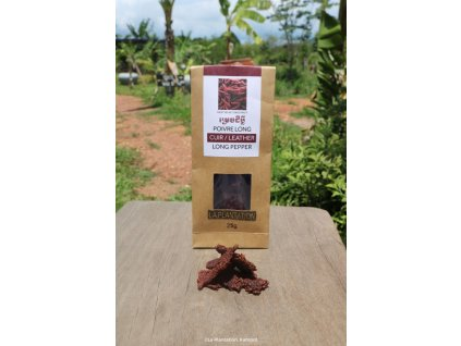 Kampot Leather of Long Pepper 25g
