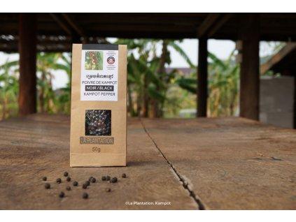Kampotský pepř černý 50g