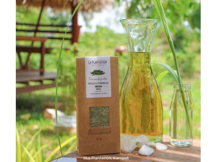 Herbal Tea Citronová tráva (Lemongrass) 50g