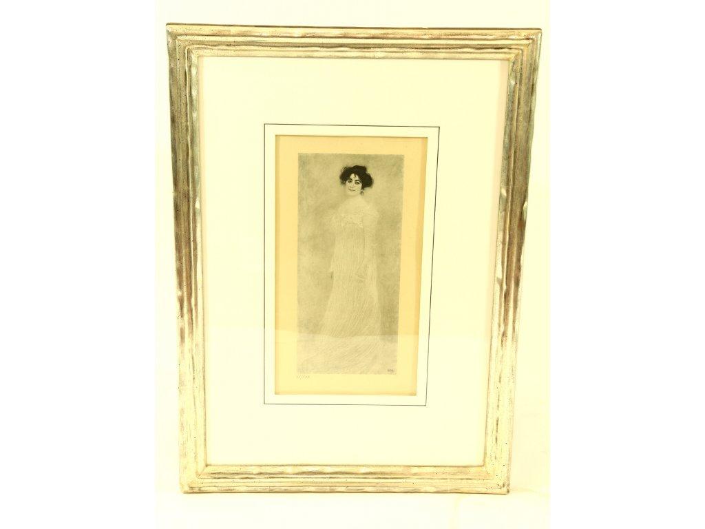 Heliogravura G.Klimt