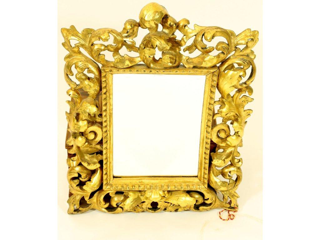 Zrcadlo- Rám florentinský