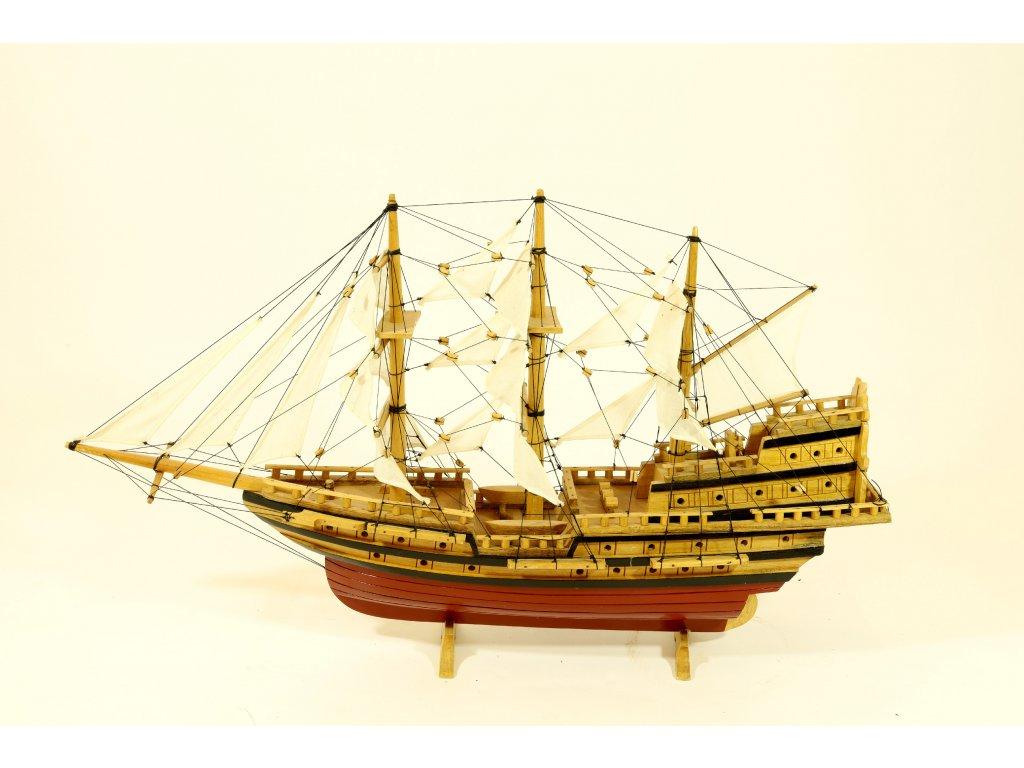 Model lodě