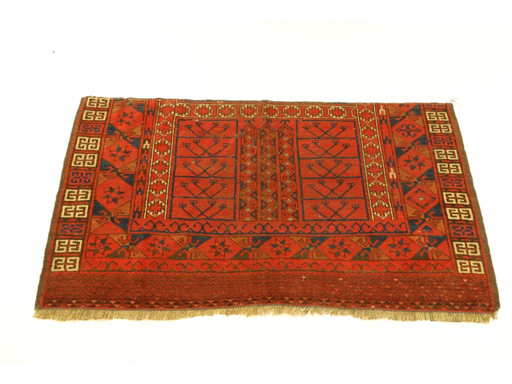 Starožitný koberec Yomut - Hatschlu