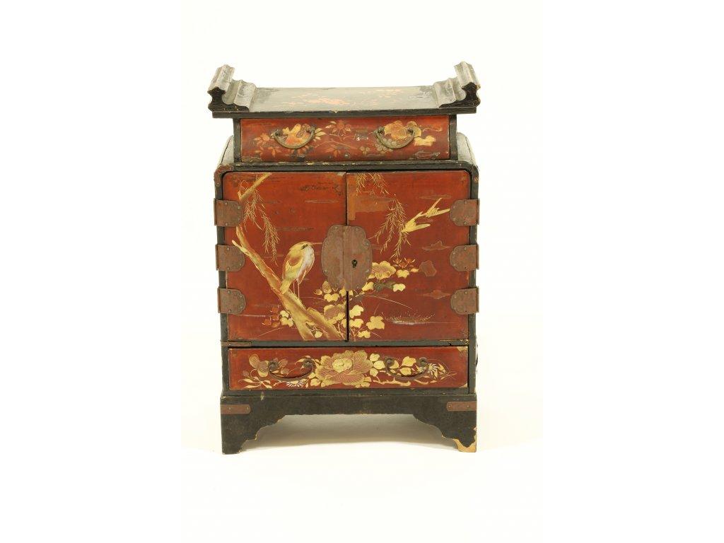 Čínská skřínka 19/20.stoleti