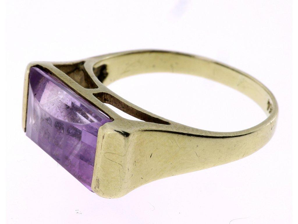 Zlatý prsten kolem roku 1930
