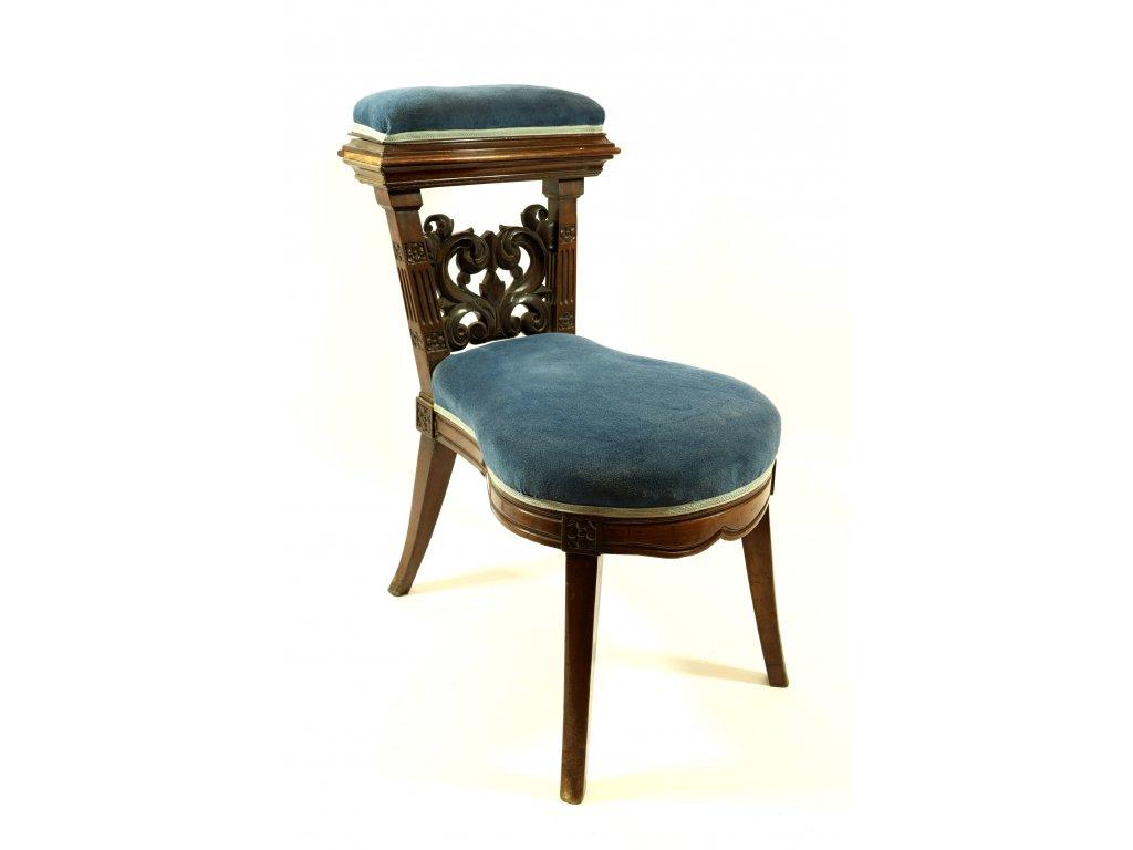 Židle,modlitební klekátko