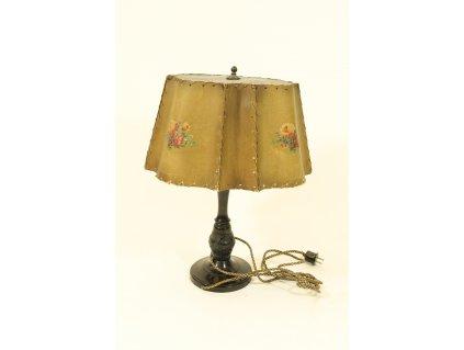 Lampa kolem roku 1930