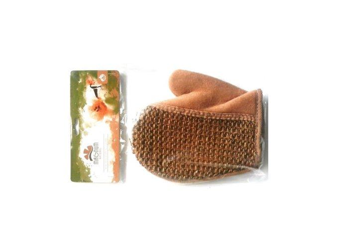 Masazni rukavice prirodni sisal