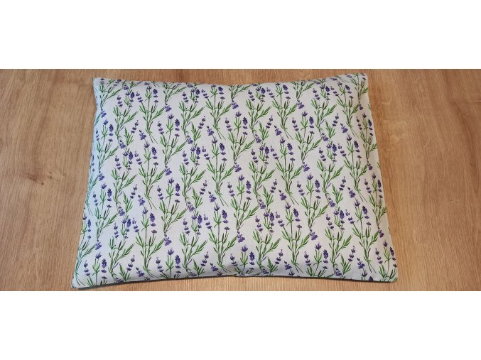 Pohankový polštářek relax levandule
