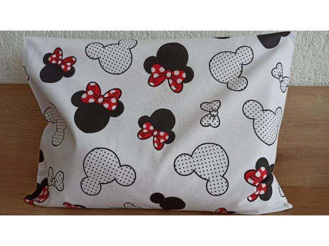 Pohankový polštářek nahřívací Mickey