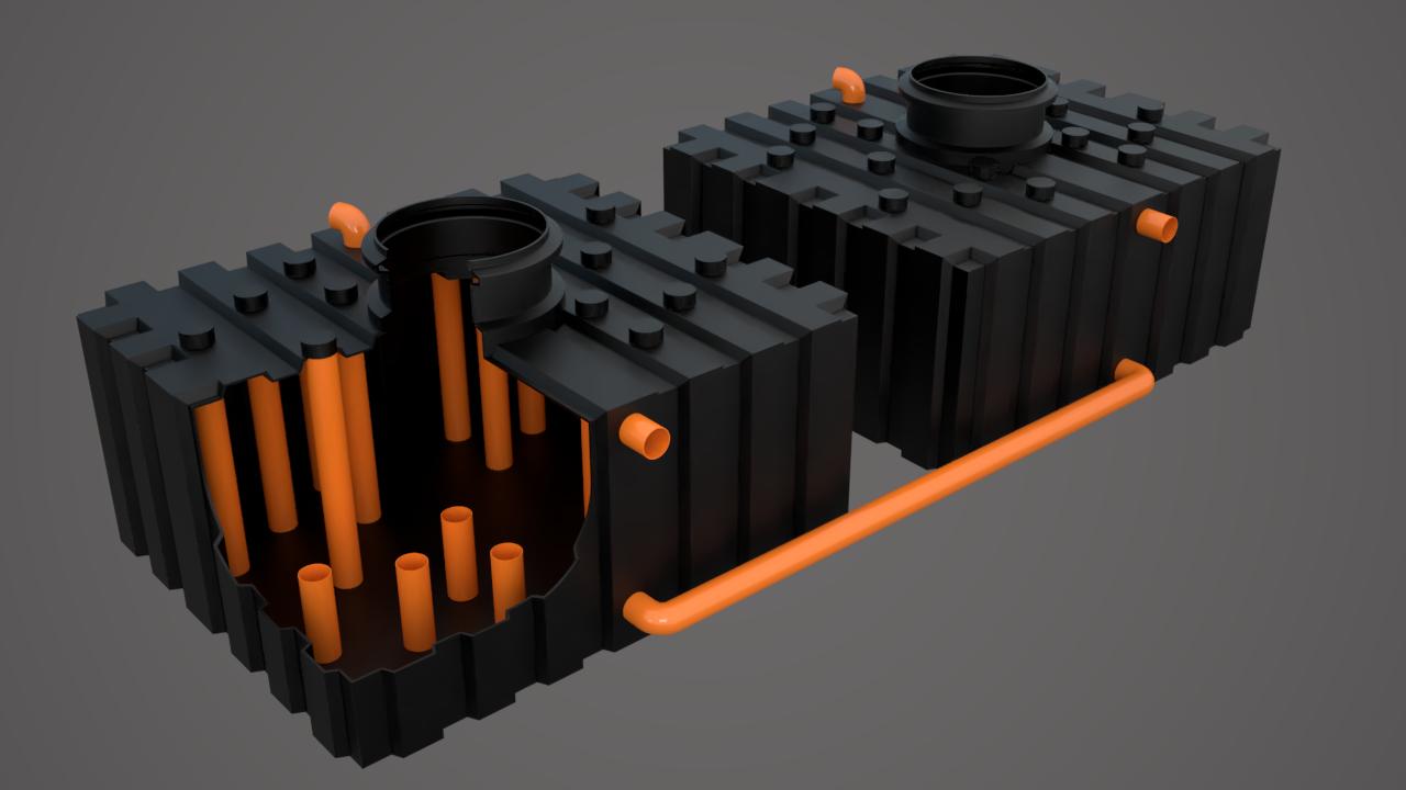Rotomoulding- technologie výroby