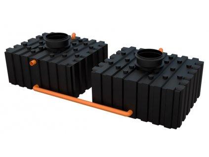Plastová nádrž SPARTAKUS 8000
