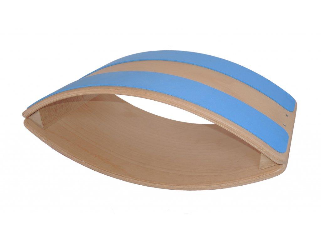 Balanční Bublina Kanami s protiskluzovými pásy - modrá