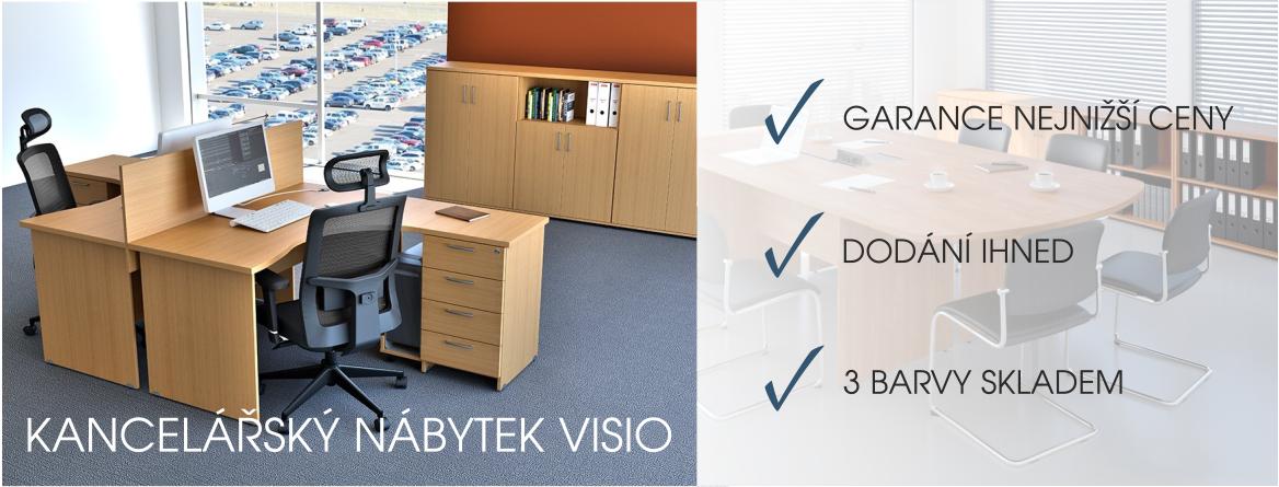 Kancelářská nábytek Visio