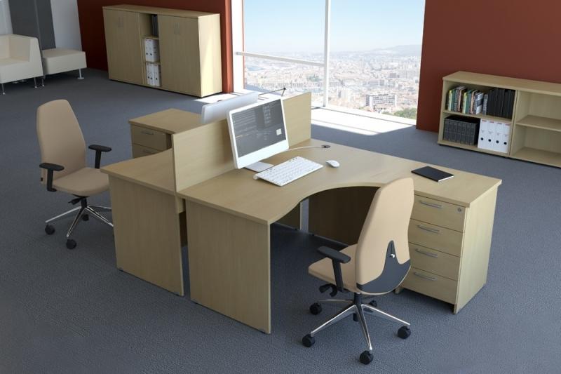 Kancelářský nábytek Visio