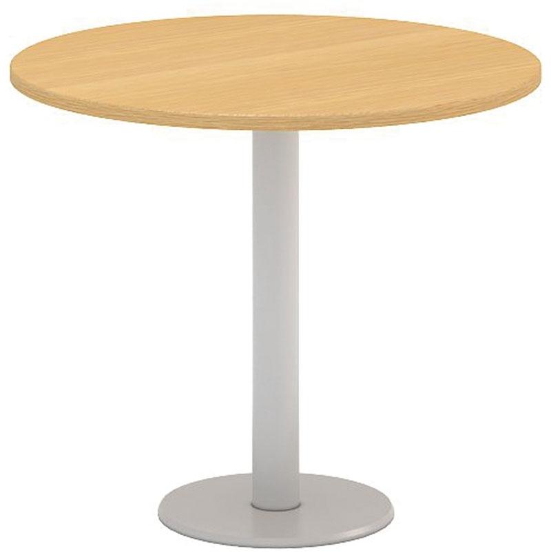Konferenční stoly s kovovou středovou podnoží