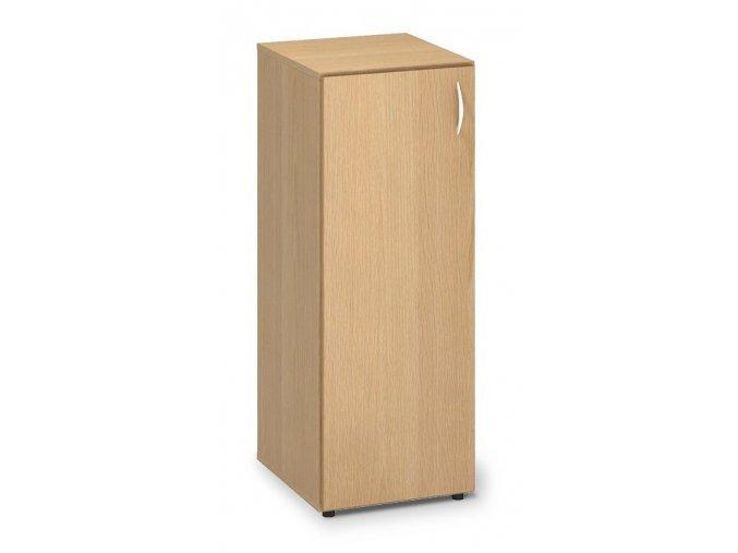 Nástavná skříň Pro Office 40x47x106,3 cm levá