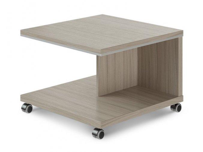 konferencni stolek mobilni TopOffice 70x70 cm