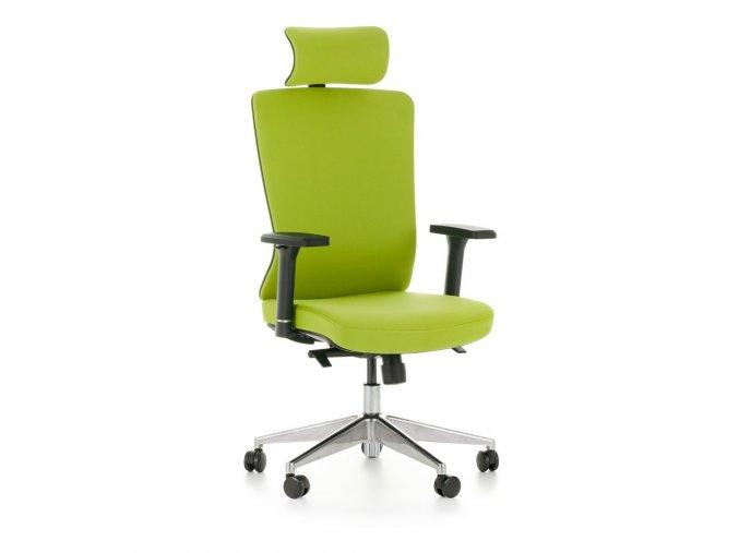 kancelarska zidle Rose zelená 2