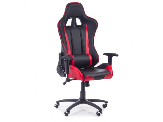 kancelarska zidle Racer cervena