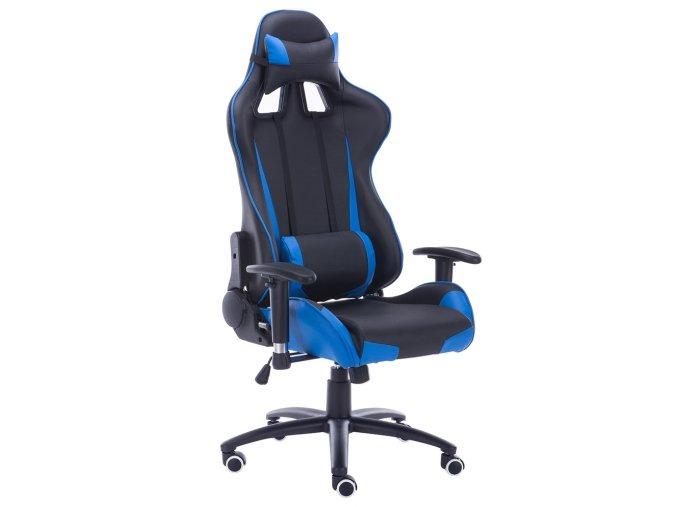 kancelarska zidle Runner modra