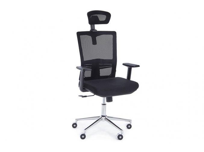 Kancelářská židle Arthur-černá