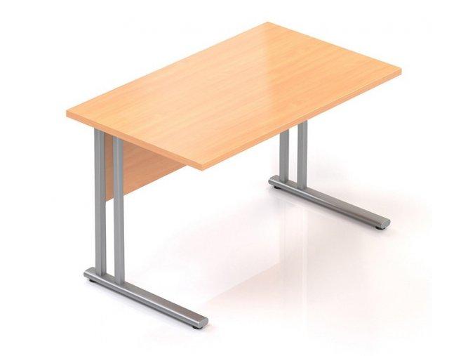 Kancelářský stůl Visio K 120x70 cm  + Prodloužená záruka 5 let ZDARMA