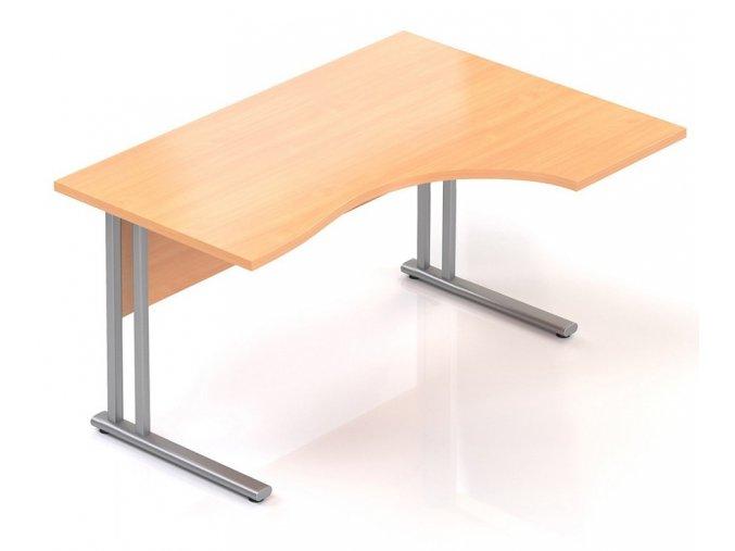 Kancelářský stůl Visio K 140x70/100 cm pravý