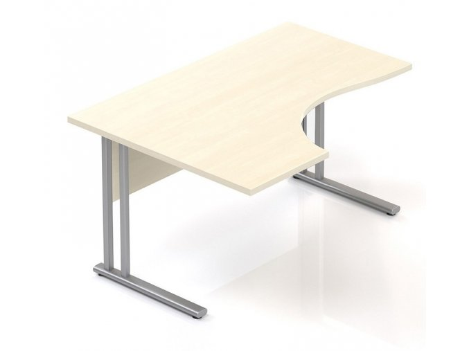 Kancelářský stůl Visio K 140x70/100 cm levý