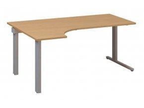 Kancelářský stůl Pro Office C 80/120x180 cm levý