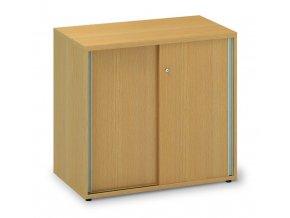 Skříń s posuvnými dveřmi Pro Office 80x45x74,2 cm